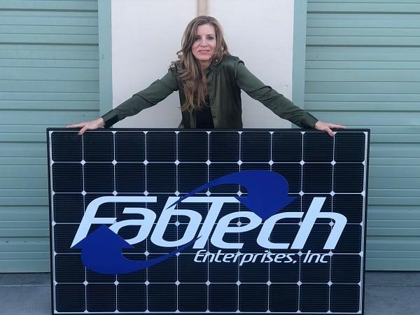 Janette Freeman - FabTech Enterprises, Inc.