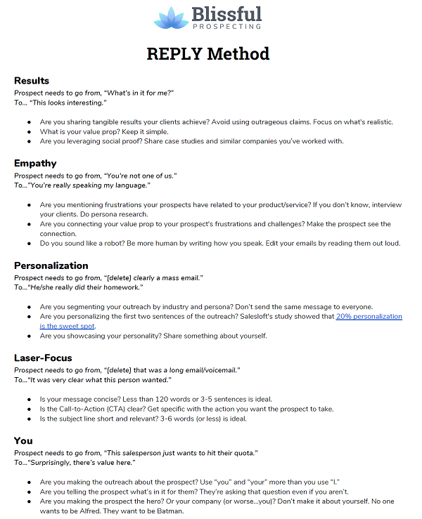 REPLY Method_Source_Blissful Prospecting