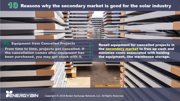10 Reasons why the secondary market is good for the solar industry_6