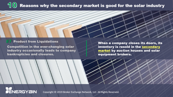 10 Reasons why the secondary market is good for the solar industry_7